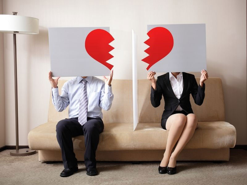 divorce mistakes to avoid
