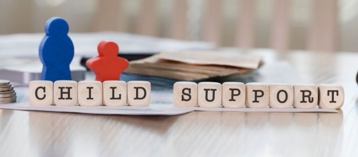 steps how to pay child support